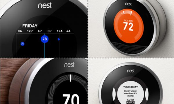 Managing Several Nest Thermostat Units Using Connect2.Me