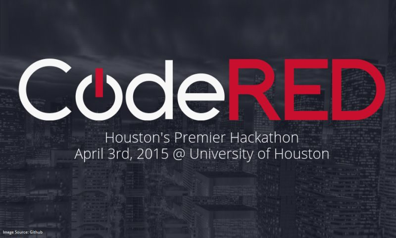Students Attending CodeRED Hackathon