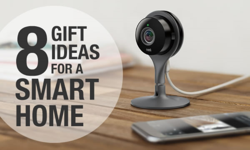 8 Gift Ideas for a Smart Home