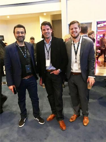C2M Team at CES 2017