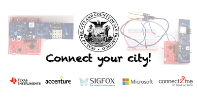 Smart City IoT Hackathon